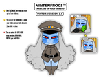 [KG] NINTENFROGS: Viktor by TheFroggyQueen