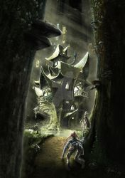 Foresthome3 by hari64