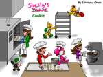 [MCGoldYoshi's Contest Entry] Shelly's Cookie by Ishimaru-Chiaki