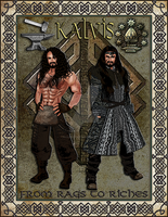 From Rags to Riches - Kalvis, son of Thorin by Faerietopia