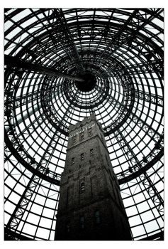 Melbourne Central by khao-pete