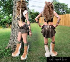 faun boots by pattasy
