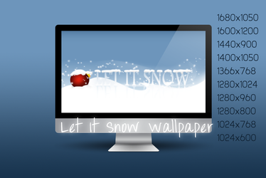 Let It Snow by IMLYING2U