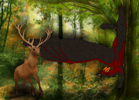 The Hunt by LivingAliveCreator