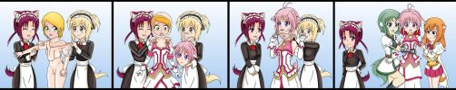 COM: Dog Days Masking Sequence by Vanron