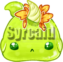 Fall Decorator Slime 2 [ OPEN ] by syrcaid