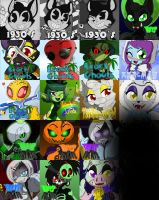Playboy Vampire - Thumbnail Collection by PlayboyVampire