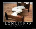 Loneliness. by Bowserkills7
