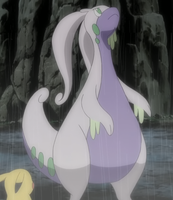Not Useless|Goodra x Trainer!Reader