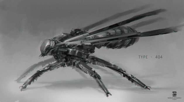 20150528 Type 404 by psdeluxe