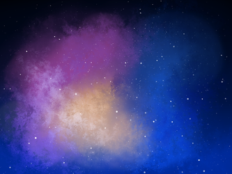 Free space background by Toffee-Gaming
