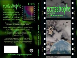 Book cover: Ecotastrophe by scottVee