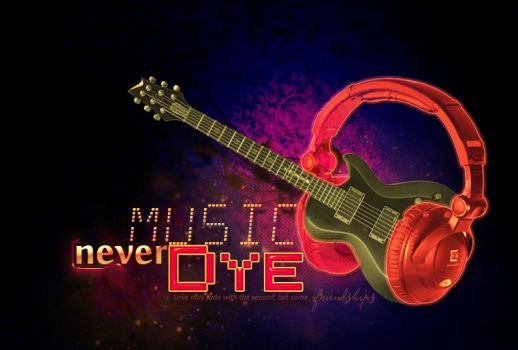 Music never DYE by YumeNoa