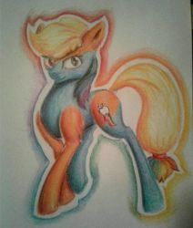Appledash, or better known as bronyde!!! by Octane-Blaze