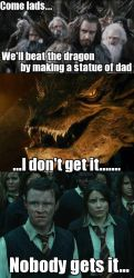 The Hobbit: Desolation of Smaug (SPOILERS) by Omnipotrent