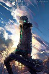 Tomorrow And Tomorrow by yuumei