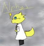 Alphys by KittyKawaiiComics