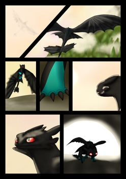 Travel on Wings - Ch1, Pg1 by Alicornbrodie