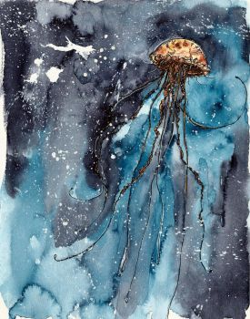 Jellyfish by Creature-Monster