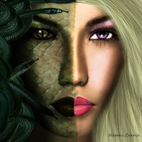 Curse of Athena: Dichotomy by Beholdentolove