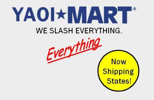 Yaoi-Mart: We Slash Everything by TaiWilson