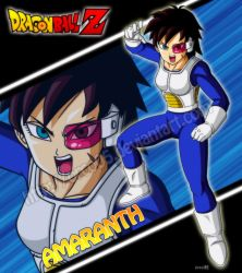 Amaranth - Dragon Ball Xenoverse OC by orco05