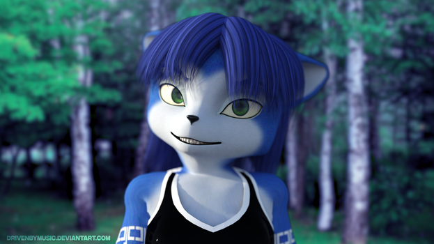 Krystal - Just a simple smile by DrivenByMusic