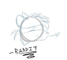 ~Bandit Sketch~ by Samiiches
