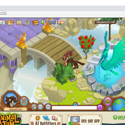 uh animal jam i guess?? by Babicted