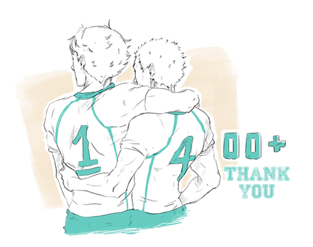 Thank you!! by justvrit