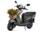 A wild DIO just scoots down your street by Peachille