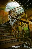 Stairs #2 by Karen-Valnor