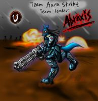 UT Lucario: Abraxis by Snowfyre