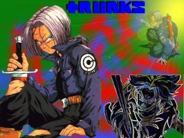 Trunks is the Man by HojoMcOjo