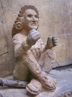 Inca Statues3 by effing-stock