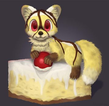Tres Leches Fox by Quillyfox