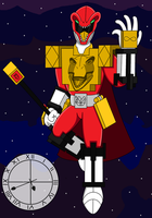 Zyuoh Tyranno by SuperSentaiHedgehog