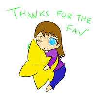 Thank You For The Fav by Girly34