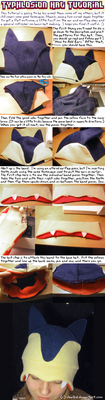 Typhlosion Hat Tutorial by clearkid