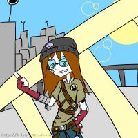 Kite-Ride style Me XD by K-Lynnette