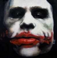 The Joker by Spippo