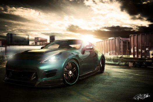 Nissan 370Z by Codistyle