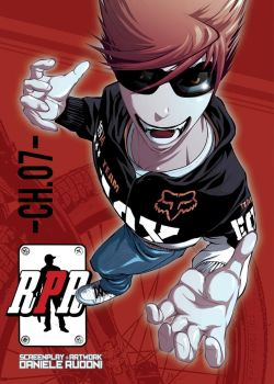 RPR - Chapter 7 cover by ilpuci