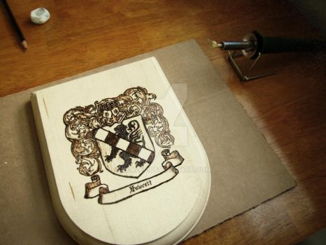Coat of Arms by KealeS