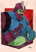Trap Jaw by DenisM79
