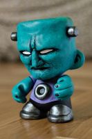 Munny Frankie 2 by MaComiX