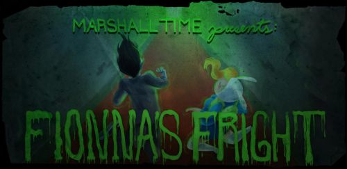 Marshall Time: Fionna's Fright Title Card by GabbleBabble
