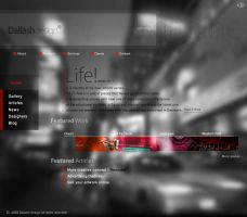 Dallashdesign-web interface 2 by Dalash