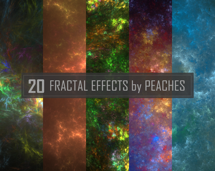 Fractal Effects 6 by JU5TPeachy