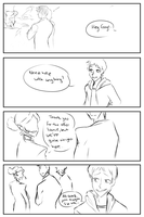 Lance Is Alone Now? Pt.1 by ARSugarPie